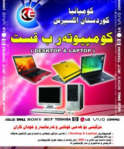 Computers in installments
